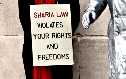 Anti-Sharia Law